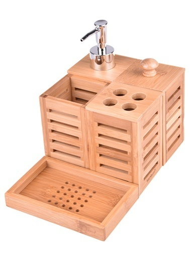 Aqua - Banyo Seti-Bambum